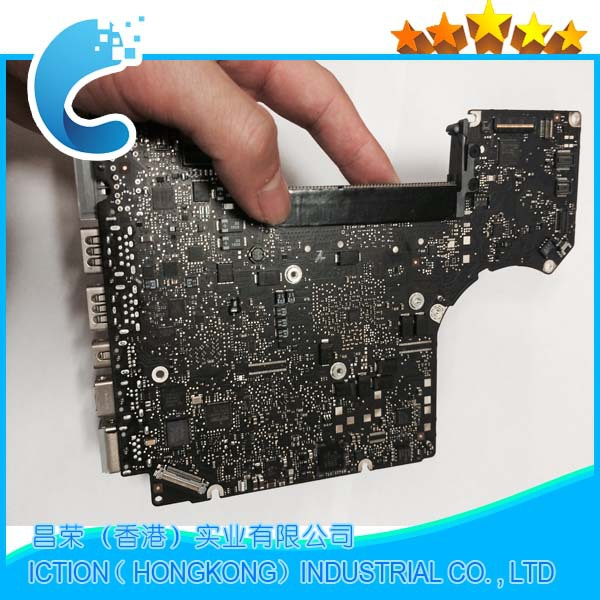 "For Apple MacBook Pro A1278 motherboard 13"" Intel Core i7 2.9GHz 820-2936-B main board 2011"