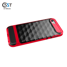 Professional quality control 2 in 1 cover for iphone 5se ,smart phone case for iphone 5 ,hybrid case for iphone 5s