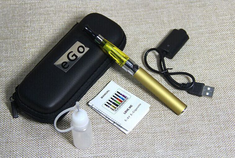 High quality ego ce 4 cigarette by KamryTech zipper case and blister case for choose