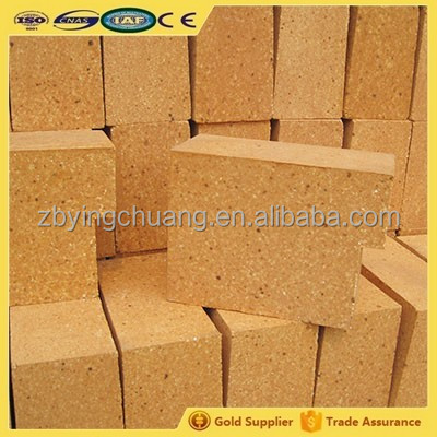 Heating furnace firebricks, refractories
