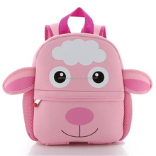 2018 Animal Neoprene Kids School Bags Of Latest Designs For Children