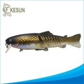 Big size jointed trout 190mm,95g soft rubber lure