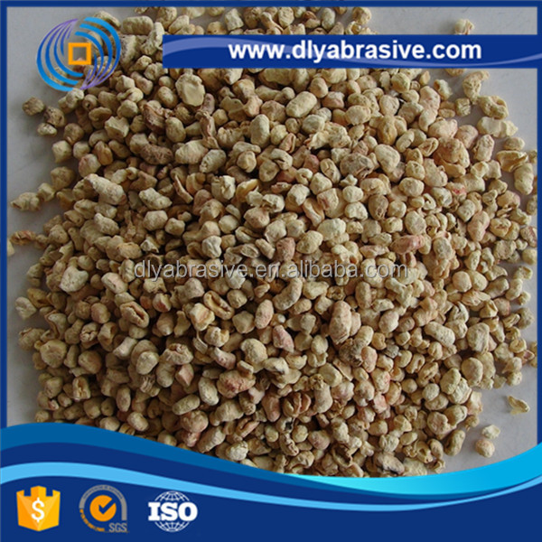 Factory price corn cob grit corn cob powder for abrasive and corn cob animal feed
