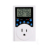Programmable Plug-in Digital Timer Switch With 3-Prong Outlet