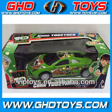1 24 2ch Ben10 remote control car children toys