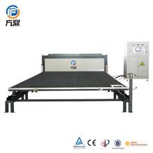 New vacuum toughened glass laminating machine for architecture