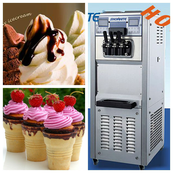 Best-selling Large Capacity Gelato Batch Freezer