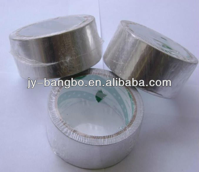 aluminium foil butyl tape using for house corner