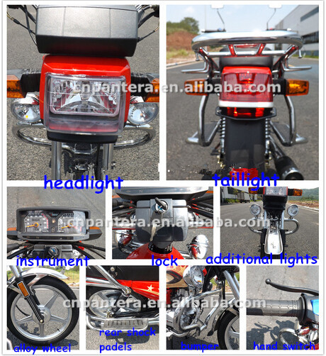 New Condition Street Gasoline 150cc Motorcycle for Sale