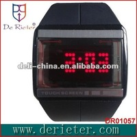 de rieter watch watch design and OEM ODM factory truck mobile vm300 led display