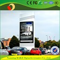 Outdoor P10 fixed install advertising led display billboard