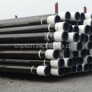 China products K500 nickel alloy steel pipe which called oil field pipe