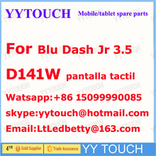 Mobile phone touch screen For Blu Dash Jr 3.5 D141W lcd screen display