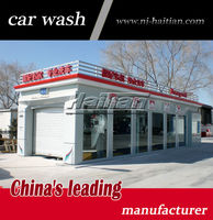 Chinese leading products of tunnel car/minibus/jeep wash machine