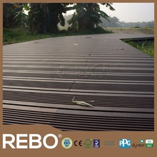 Easy Installation outdoor solid bamboo decking,outdoor patio decking floor coverings