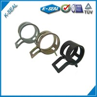 small spring band hose/pipe/tube clamp for motorcycle