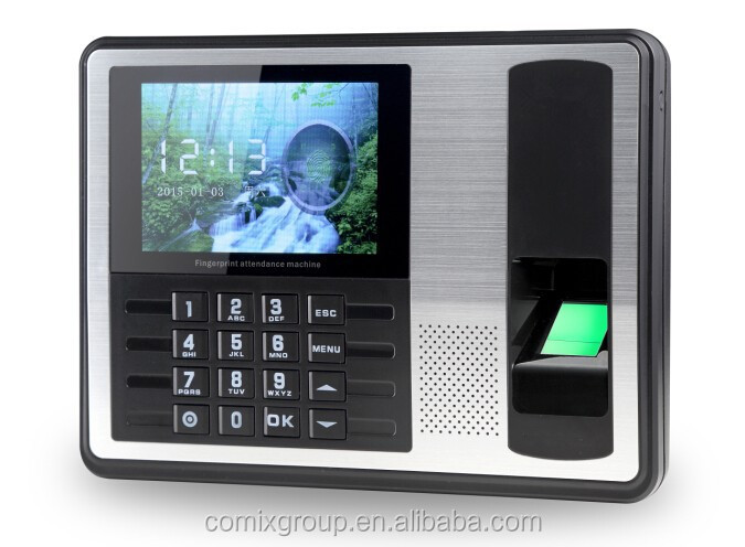 free SDK fingerprint time attendance machine