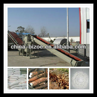 Free supply spare parts cassava flour processing machine