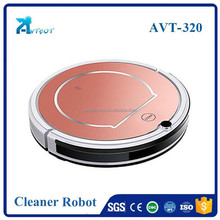 Mini robot floor washing wet and dry car vacuum cleaner