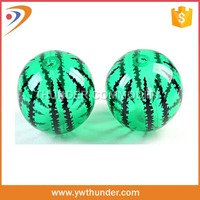 Inflatable full color imprint plastic pvc beach ball pool ball.
