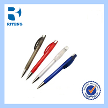 Fashion office supply plastic Promotional ball pens