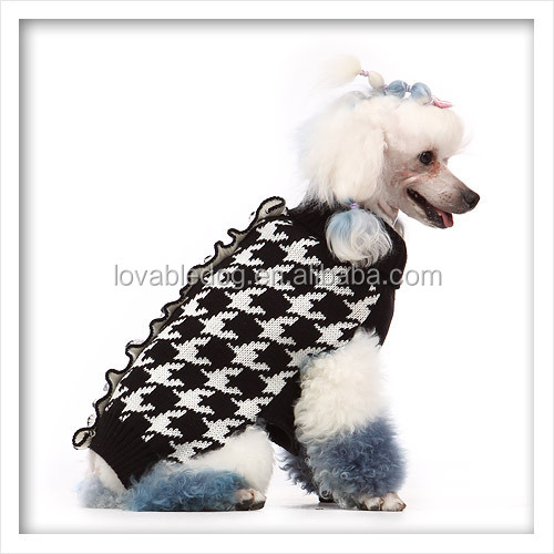 wholesale china New pet Japanese plover grain sweater products dog clothes fall&winter Japen sweater pet apparel