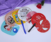 hot selling popular personalized shaped hand fan