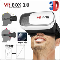 2016 vr case vr box 2.0 3d virtual reality headset custom logo