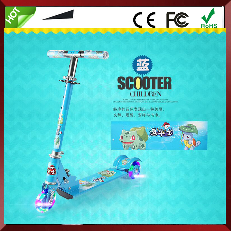 Child Kids Mobility Scooter 3 Wheel
