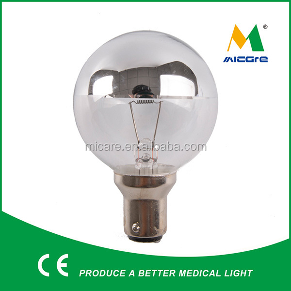 guerra 0178/3f 24v 40w halogen bulb with ce single ended for shadowless lamp