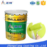 ZXPAINT Water Base Exterior Asian Paints Emulsion Price