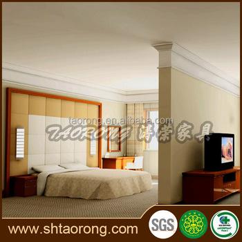 Latest 5 star hotel bedroom furniture designS HS-055