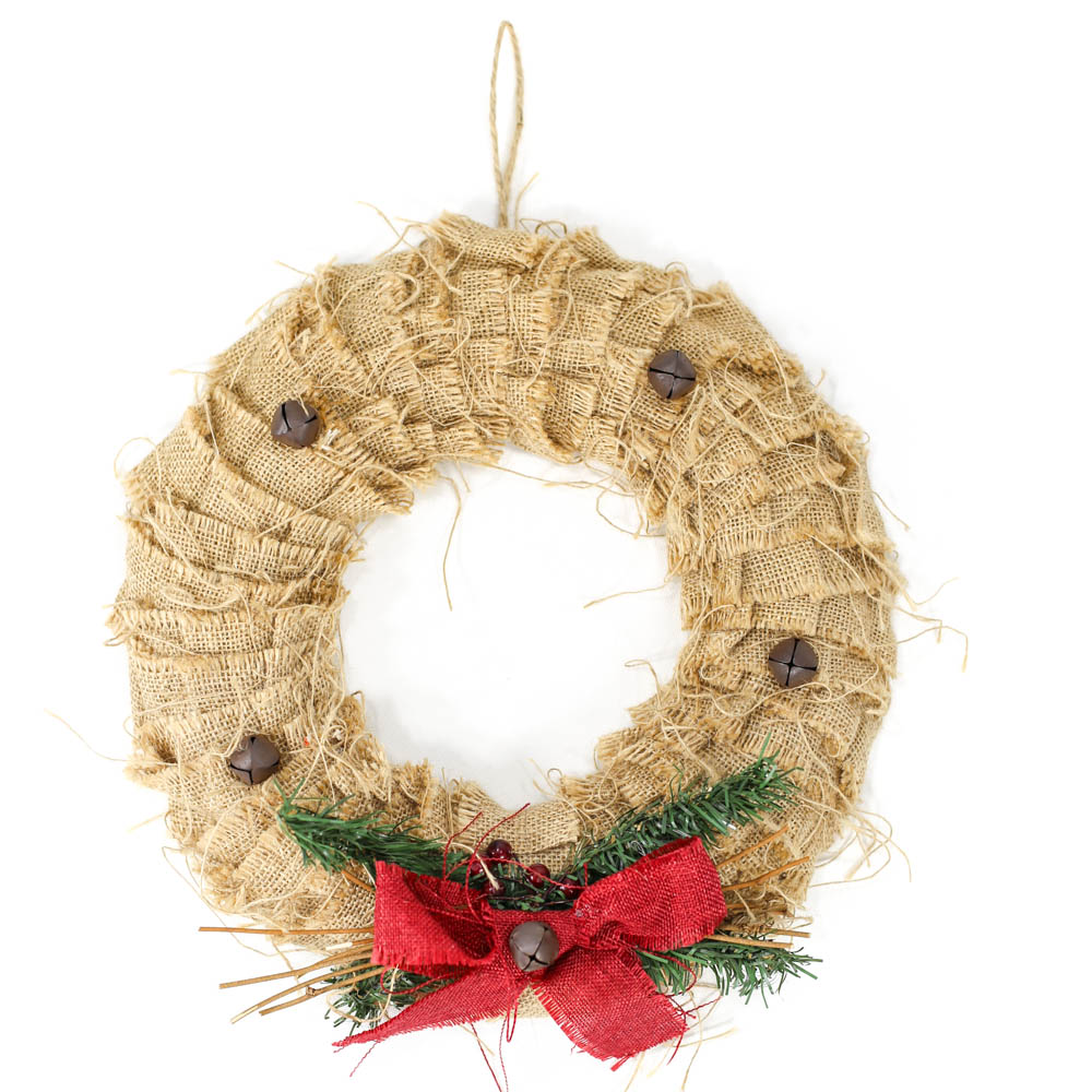 christmas decoration - Burlap Christmas Decorations Wholesale