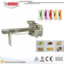 Bakery/popsicle/food/snack/tray wrapping machine