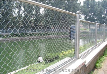 China wholesale new product easily assembled high quality chain link fence pries