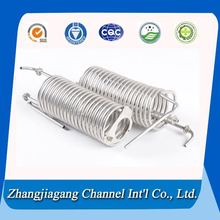 Stainless steel 5/8'' polishing coil Tube / Pipe / Tubing