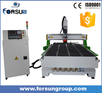 aluminum and wood carving machine