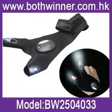 Flashing led light gloves ,h0tjp color cycling glove for sale