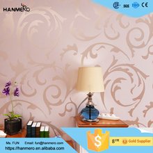 2016 new style eco-friendly fashion 3d home wallpaper
