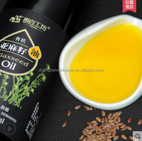 Hot Selling Edible Linseed Base Oil