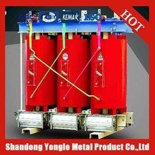 10kv 2000kva Dry Type Power Transformer with Copper Winding
