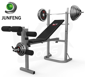 Multi gym cheap sit up weight bench abdominal exercise machine