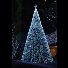 Wholesale Christmas Tree New Outdoor big PVC artificial giant christmas tree
