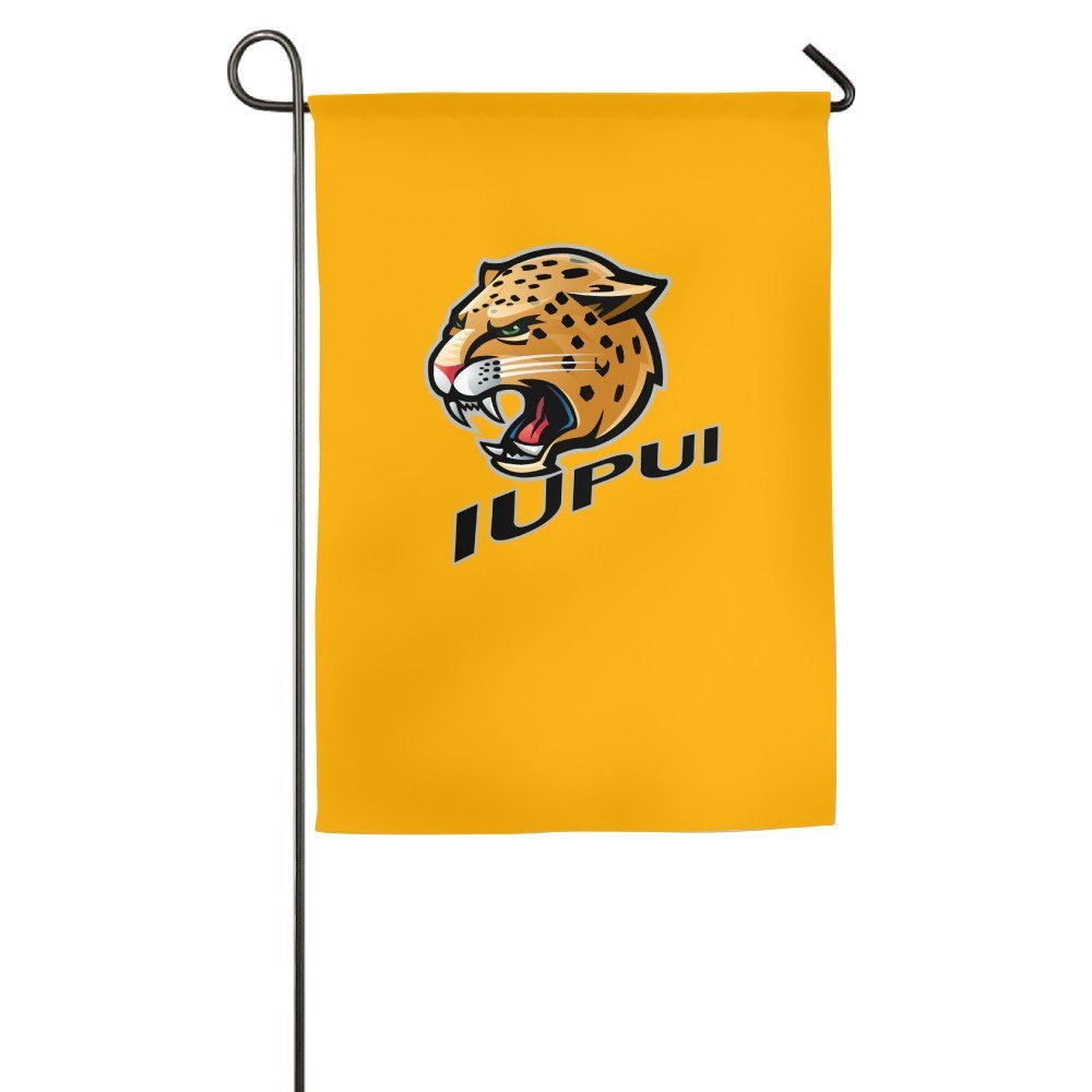 Custom 12*18 inch Double sided Heat Sublimation Full Color Printing Garden Flag Hanging for decoration
