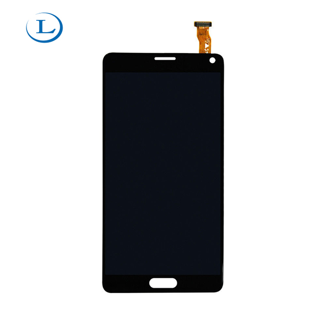 Original LCD for samsung galaxy note 4 touch screen digitizer assembly