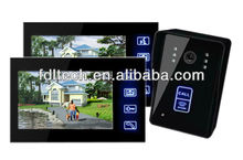 Door intercom wireless video door interphone