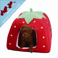 Home decoration fashion pet cave dog bed