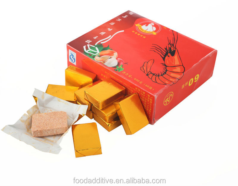 Vegetable Bouillon Cubes/ Vegetable Spices Seasoning Bouillon Cubes/ Vegetable Stock Cubes