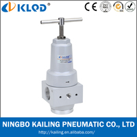 3/8 inch Alloy material air pressure regulator high pressure type source treatment unit