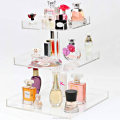 3 Tier Acrylic Makeup Organizer Perfume Tray Organizer Holder